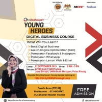 Young heroes digital busines course