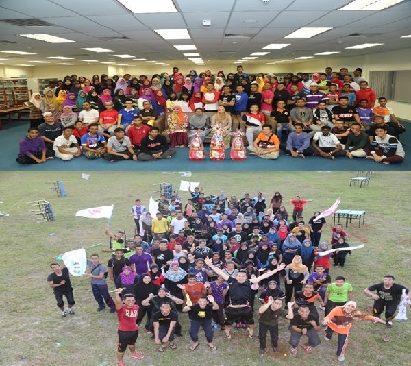 PROGRAM TEAM BUILDING IKBN BANDAR PENAWAR