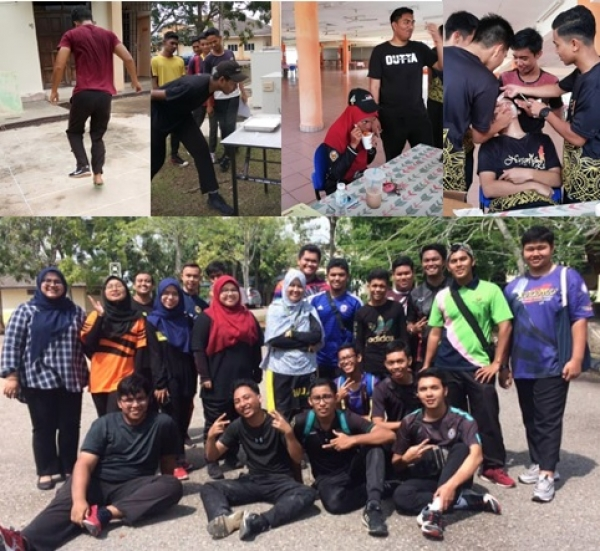 Explorace'19 by IKTBNT English Club