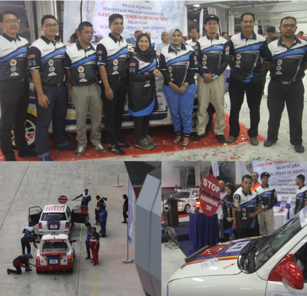 TEMERLOH KBS RACING TEAM DALAM KCAR GLOBAL SEPANG 24 HOURS ENDURANCE 2019