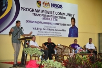 IKTBN CHEMBONG SERTAI  PROGRAM MOBILE COMMUNITY TRANSFORMATION CENTRE  (MOBILE CTC)