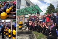 PROGRAM KESUKARELAWANAN ILKBS-TOUCH POINT DIBAWAH CABINET AWAY DAY 2017 (CAD 2017)