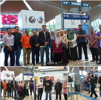 IKTBN SEPANG MENYERTAI PROGRAM INTELLECTUAL PROPERTY INVENTION INNOVATION AND TECHNOLOGY EXPOSITION (IPTEX 2019) DI BANGKOK