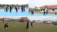 PENALTY CHALLENGE DAN NETBALL 3 ON 3 ANJURAN MPP