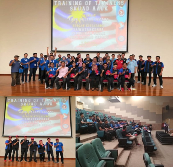 PROGRAM TRAINING OF TRAINER (TOT) SKUAD AADK SEPANG