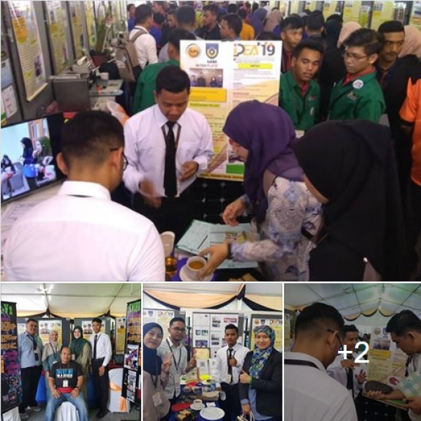 PERTANDINGAN INOVASI (IDEA'19) CAREER FEST ZON UTARA