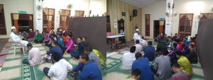 PROGRAM KULIAH MAGHRIB