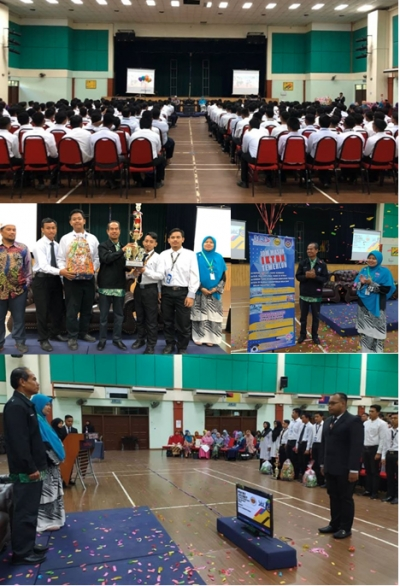 IKTBN TEMERLOH'S MONTHLY ASSEMBLY