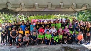 PROGRAM KESUKARELAWANAN ILKBS-TOUCH POINT DIBAWAH CABINET AWAY DAY 2017 (CAD 2017) SESI 1