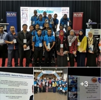 MALAYSIA INTERNATIONAL ROBOTICS & AUTOMATION EXHIBITION AND CONFERENCE (ROBOTEX)